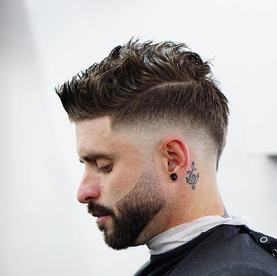 【 夏天要來了】以清爽短Quiff 短髮 造型示人!   潮流集合 #Tagpopular