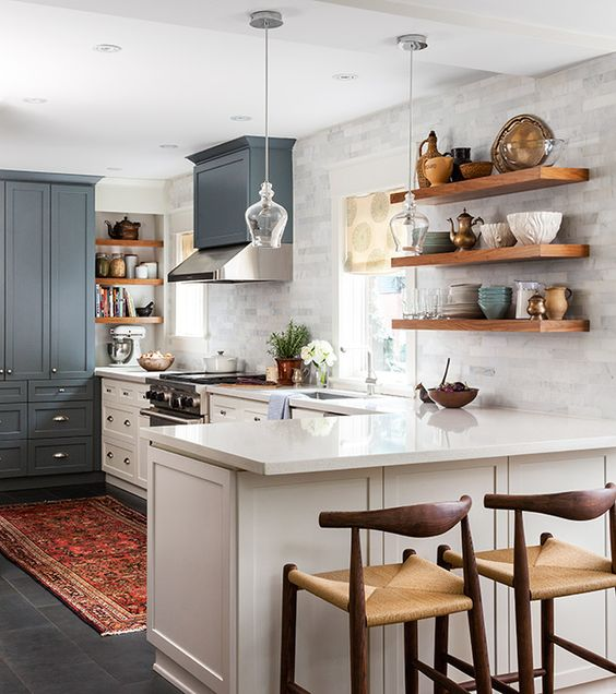 See kitchens designed by top tastemakers including including Lynda Reeves, Suzanne Dimma and Tommy Smythe!