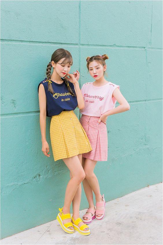 Macaron Sweet Skirt