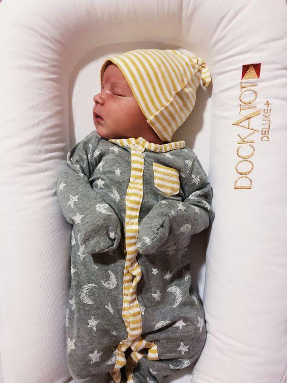Baby Registry 2019 - my picks! Dock A Tot #2019baby #babyregistry #dockatot #babystyle