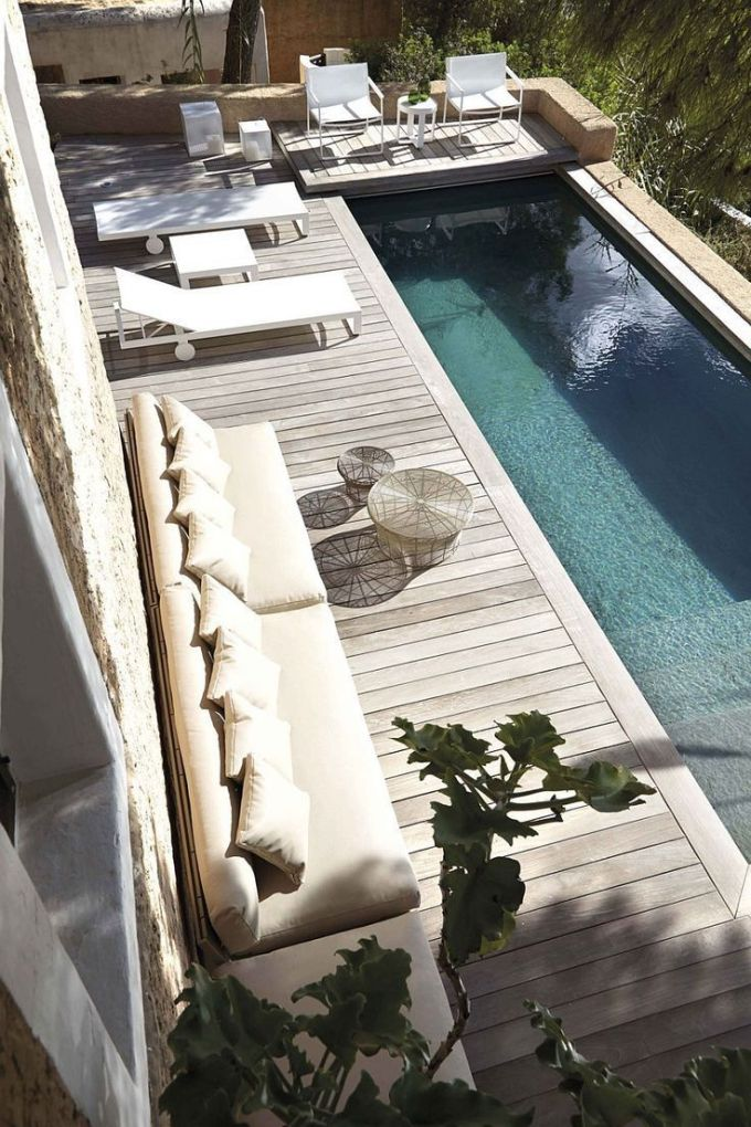 Backyard Pool And Hot Tub Ideas