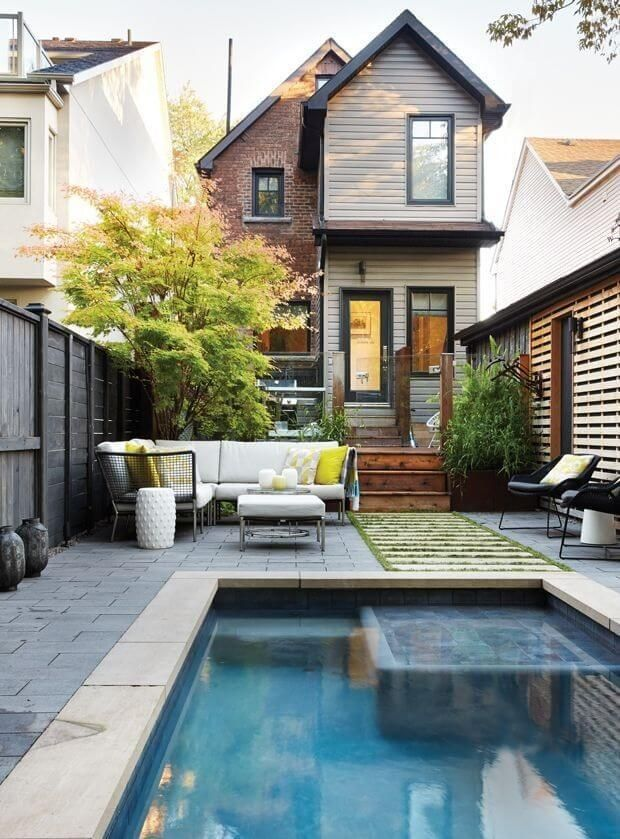 Backyard Ideas No Pool