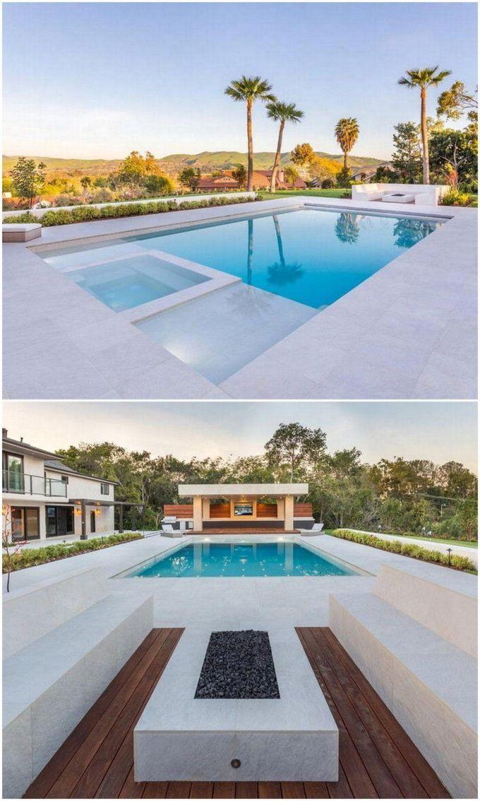 Backyard Pool Deck Ideas