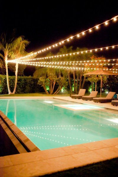 Backyard Pool And Firepit Ideas