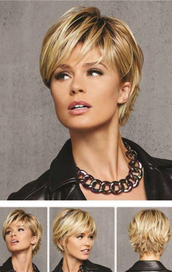 Moda anti-idade : corte de cabelo curto