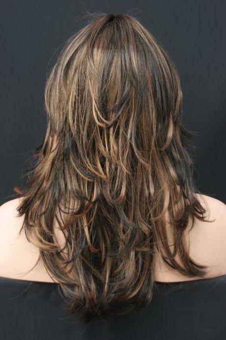 Cortes de cabelo feminino repicados