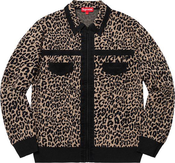 さんタクでキムタク着Supreme Corduroy Detailed Zip Sweater