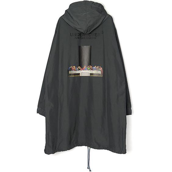 キムタク着アンダーカバーのコーチジャケット