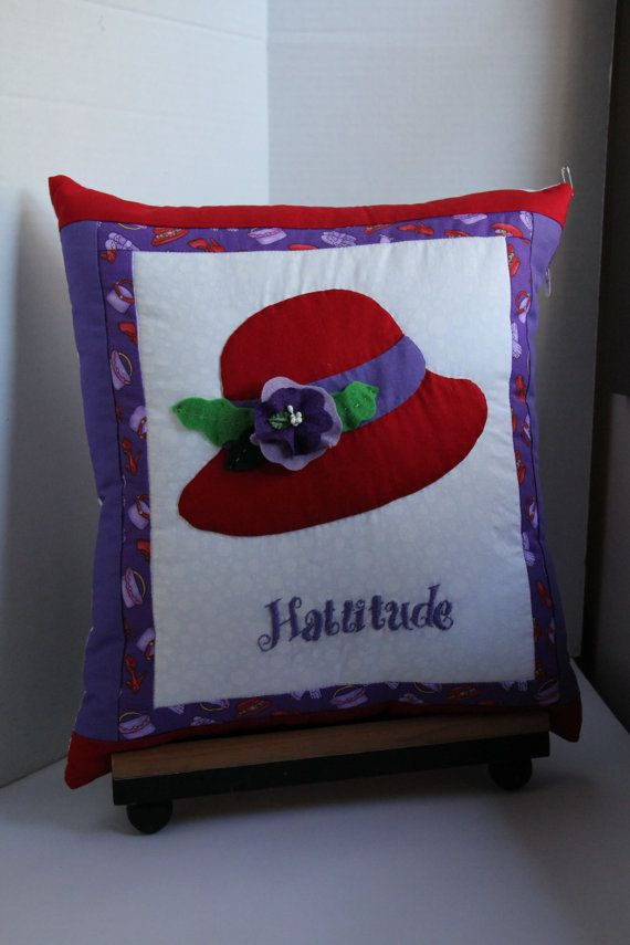 Red Hat Society Poem When I Am Old