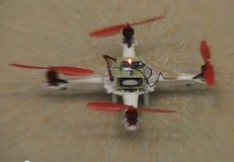 Worlds Smallest Drone May Be A Search And Rescue Tool