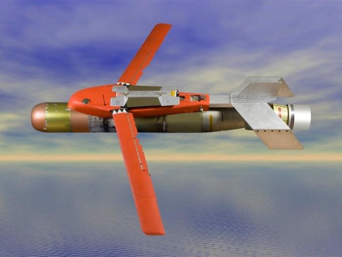 Small Diameter Bomb - אילוסטרציה