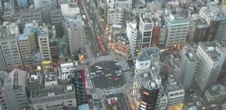 UAV in urban envrironment