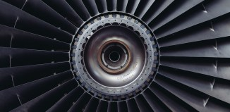 UAV jet engine