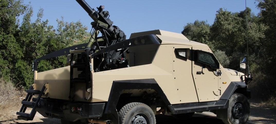 autonomous mortar system