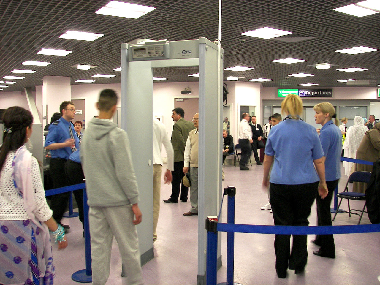 Long awaited solution for airport security lines ihls
