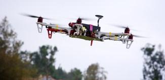 weaponized drones