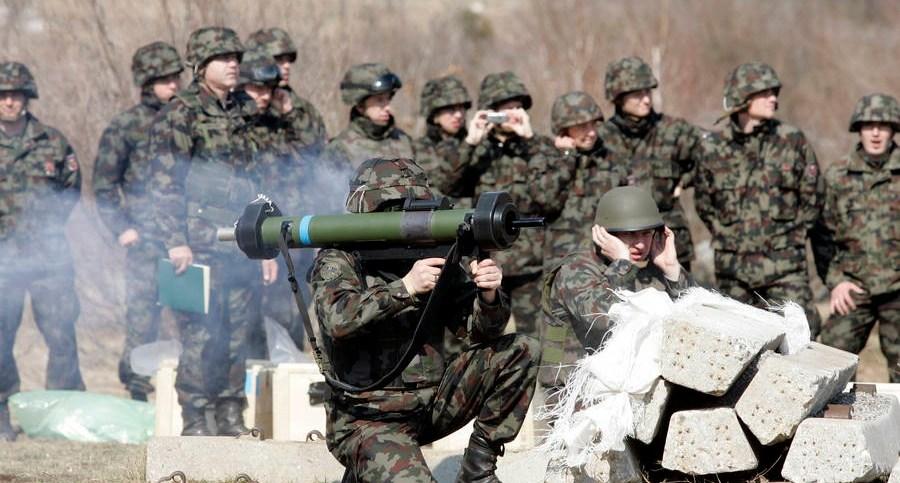 shoulder rocket launcher