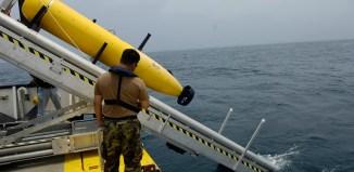 autonomous underwater
