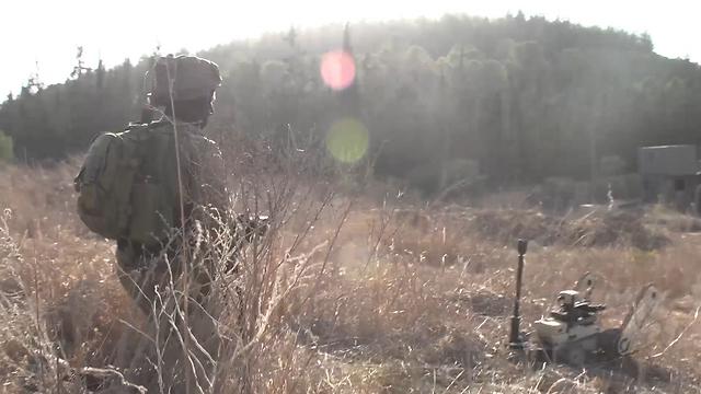 infantry warfare