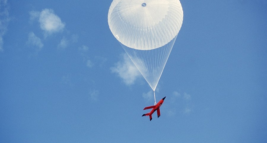 parachute recovery system