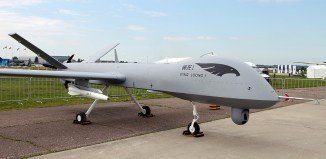 attack and surveillance UAV