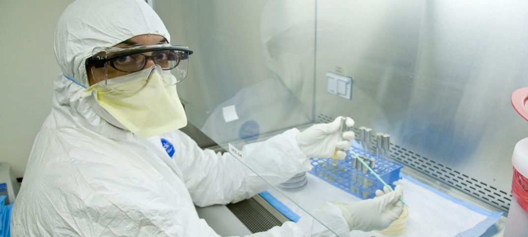 Lab Working to detect Biological Weapons