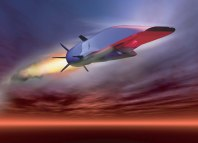 X-51A_Waverider Hypersonic Missile