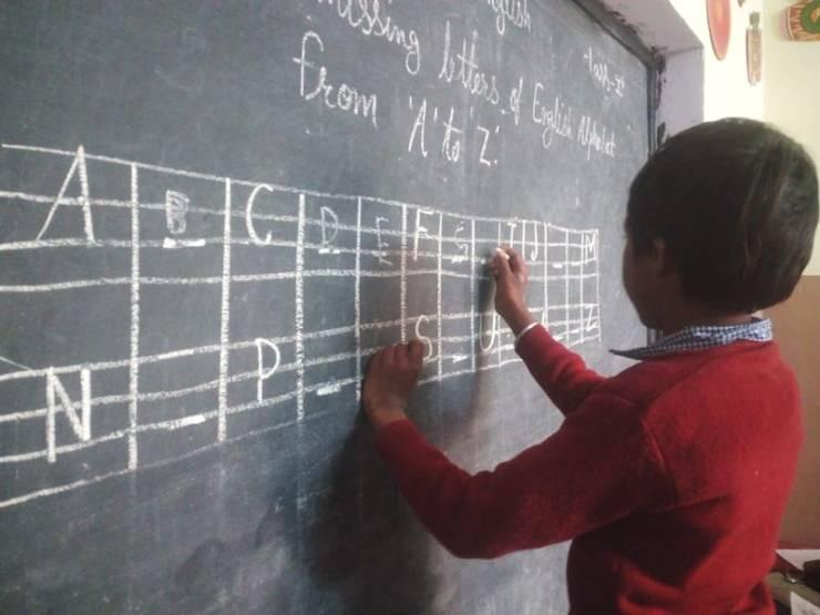Education Project_I-India