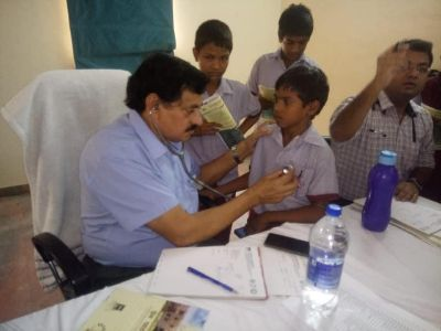 Health Camp Doctor_I-India