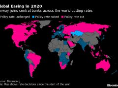 Norges Bank Slashes Key Rate by Half Point to Fight Crisis By Bloomberg