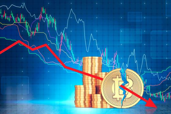 Bitcoin Might Collapse to $4,000, Technical Analyst Says