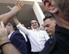 Euro Area Welcomes New Greek Government With a Budget Warning By Bloomberg