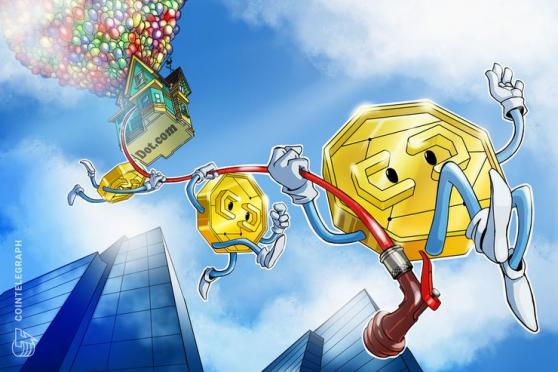 Irrational Exuberance Revisited: Is Crypto The New Dot-Com Bubble?