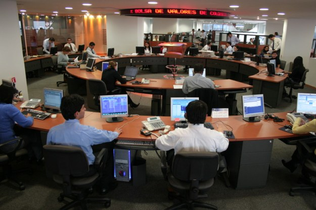 Colombia stocks lower at close of trade; COLCAP down 0.56%