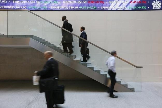 © Reuters. U.K. stocks higher at close of trade; Investing.com United Kingdom 100 up 0.21%