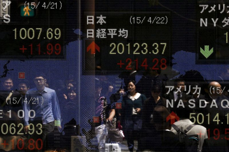 Asian Stocks Up, but Inflation Concerns Re-Emerge