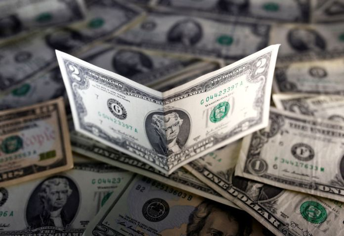 Dollar Down, Near Two-Week Lows as Fed Meeting Minutes reiterate Dovish Stance