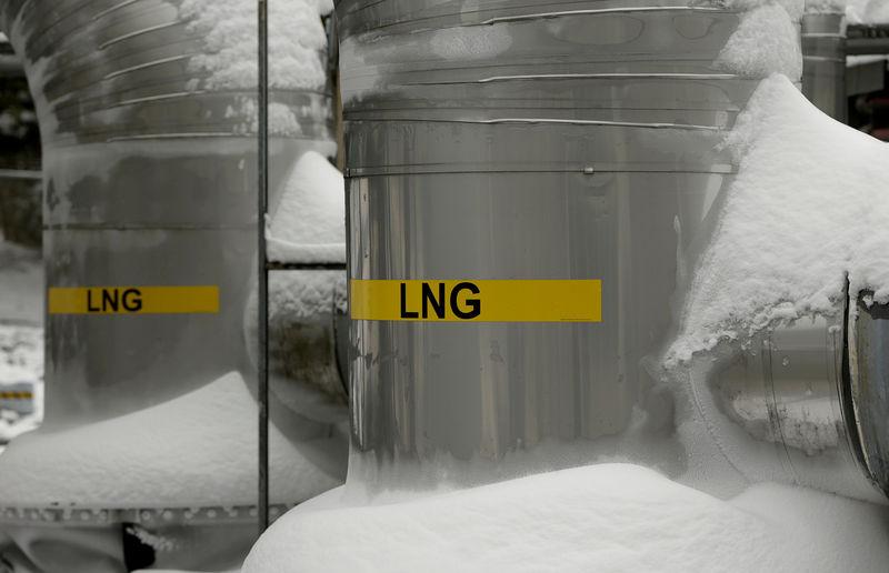 © Reuters.  I futures del Gas Naturale in ribasso durante la sessione Europea