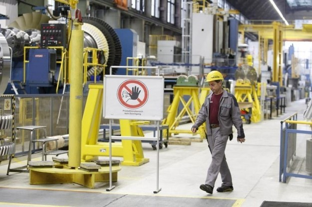 © Reuters. U.S. industrial production increases 0.4% in August vs. forecast for 0.3%