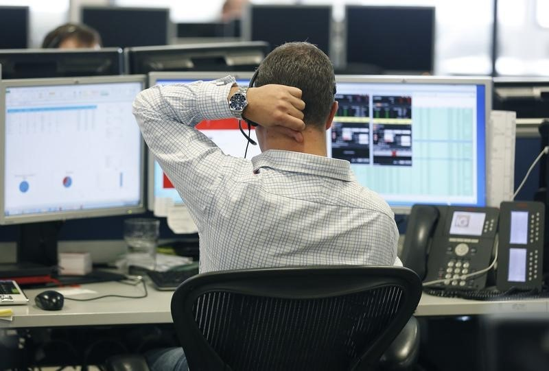 © Reuters.  Finland stocks lower at close of trade; OMX Helsinki 25 down 1.00%