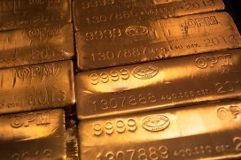 © Reuters. Gold prices have continued to recover this week from multi-month lows.