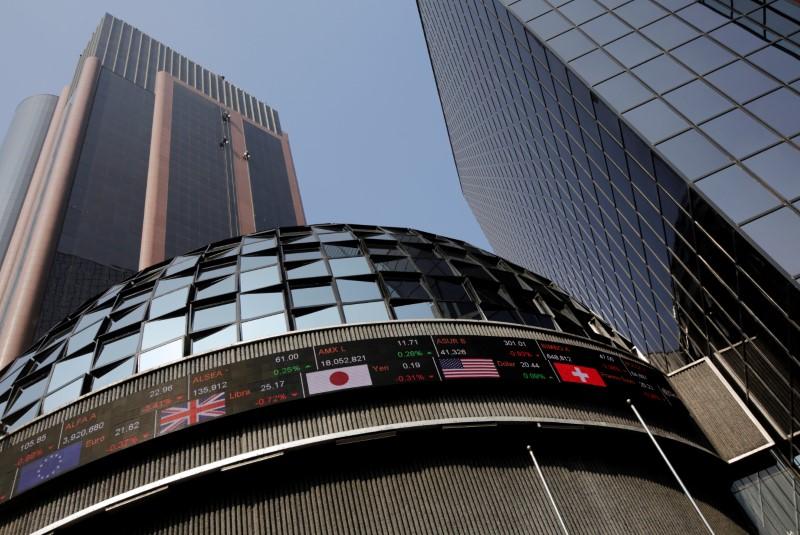 © Reuters.  Bolsa do México: IPC fecha em alta de 0,86%