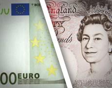Euro Heads Toward a Make-or-Break Policy Week Versus Sterling By Bloomberg