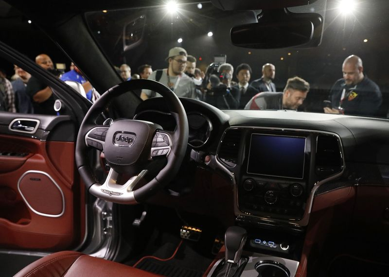 Image result for Automakers unveil new vehicles at New York Auto Show