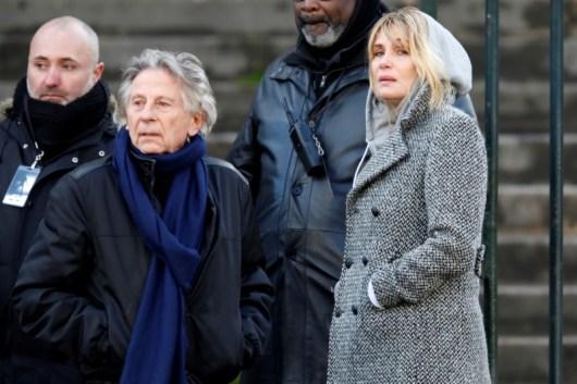 Image result for Polanski's wife says 'Non merci!' to Oscars' academy invite