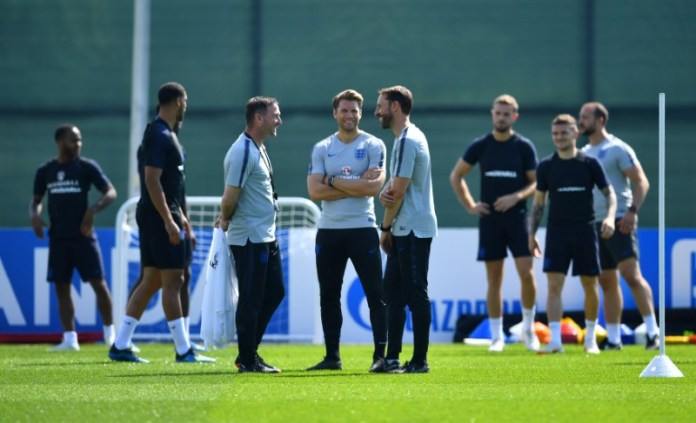 © Reuters. World Cup - England Training