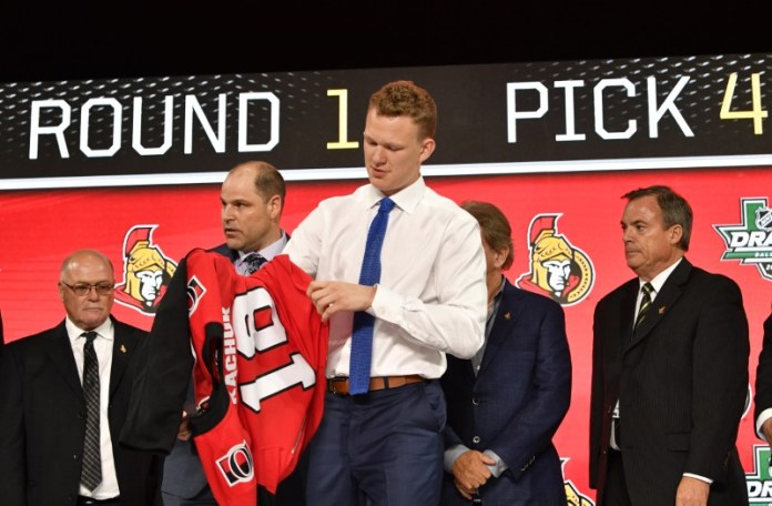 © Reuters. NHL: NHL Draft