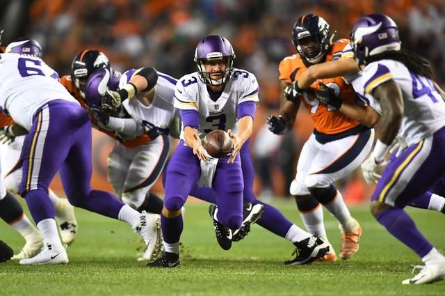 © Reuters. NFL: Minnesota Vikings at Denver Broncos