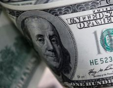 Dollar gains before manufacturing data, euro crumbles on German inflation By Reuters