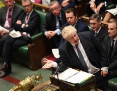 Brexit end game: UK leaves the EU with Johnson's deal